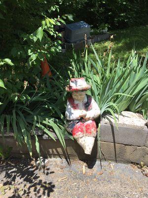 Garden Statuary fishing boy for Sale in Nashville, TN