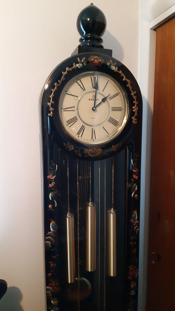 Asian Grand Father Clock