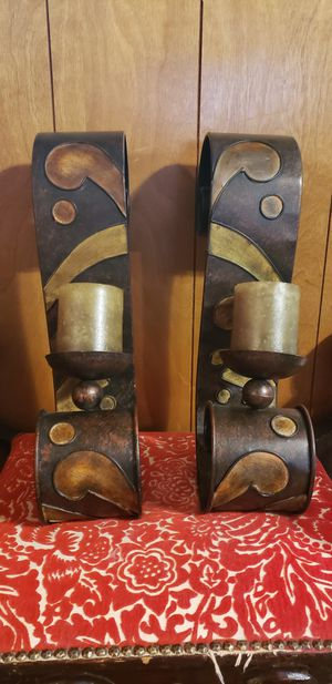 CANDLE SCONCES for Sale in Fort Worth, TX