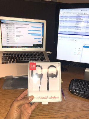 Powerbeats 3 wireless headphones (latest version) for Sale in Fort Lauderdale, FL
