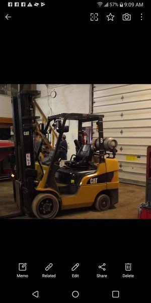 Cat forklift for Sale in Cleveland, OH