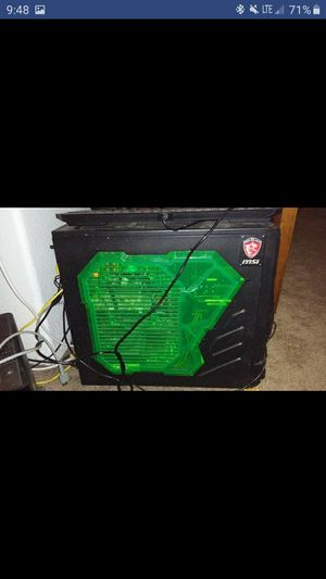 Custom pc need to sell for Sale in Blaine, WA
