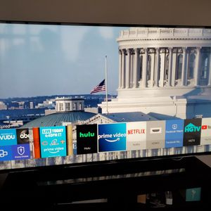 60 Inch 4K Smart Samsung UHD LED TV for Sale in Seattle, WA