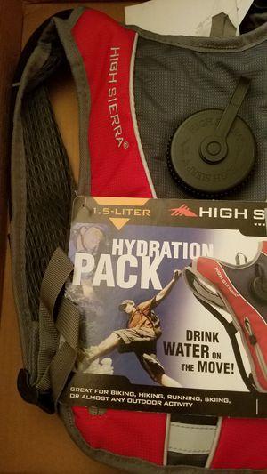 High Sierra Camelback backpack hydration pack 1.5 liter for Sale in Moorpark, CA