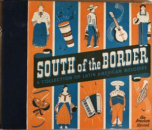 South of the Border Noel de Salva &his Pan American Orchestra for Sale in San Luis Obispo, CA