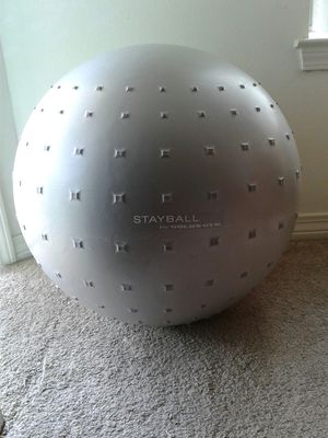 Golds gym workout/fitness ball for Sale in Fort Walton Beach, FL