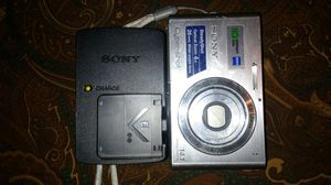 Sony Cyber-Shot DSC-W330 14.1 MP Compact Digital Camera - Silver for Sale in Mesa, AZ