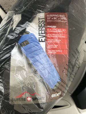 Sleeping Bag for Sale in Jersey City, NJ