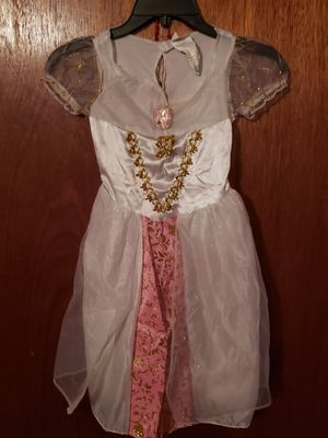 Rapunzel costume 4-5T for Sale in Houston, TX