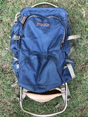 2 Used Jansport Hiking Backpacks ,$100 for boths for Sale in Marietta, GA