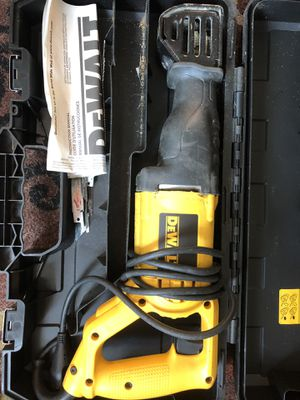 7 pc dewalt power tool package for Sale in Cummington, MA