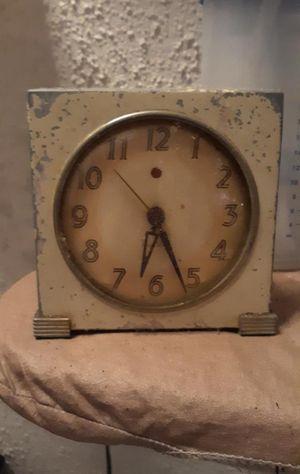Antique Westclox Desk Clock for Sale in BROOKSIDE VL, TX