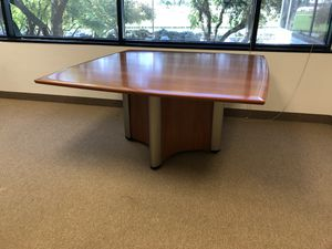 Conference/Meeting Table (Square) for Sale in Dallas, TX