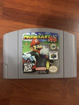 Mario Kart 64 for Sale in Hialeah, FL