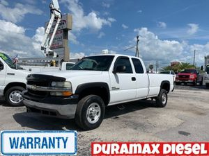 2002 Chevrolet Silverado 2500HD for Sale in St.Petersburg, FL