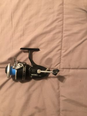 Mitchell 300a fishing reel for Sale in Pittsburgh, PA