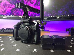 Panasonic GH5 + metabones speedbooster cinema kit for Sale in Oakland, CA
