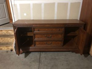 Heavy dresser for Sale in Colorado Springs, CO