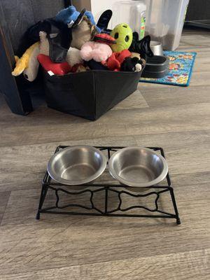 Dog bowl set for Sale in Lutz, FL