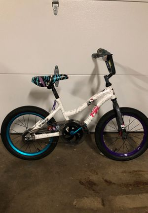 "16"" Girls Monster High Bike for Sale in Vancouver, WA"