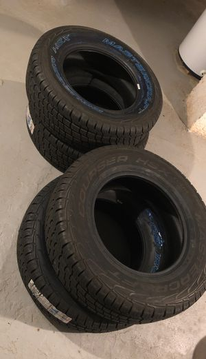 Brand new tires 245/70/17 for Sale in Bluewell, WV