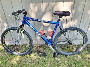 GIANT XTC1 Track Mountain Bike Alloy + Carbon fiber super light frame for Sale in Plano, TX