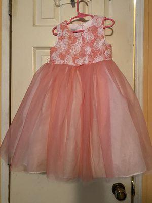 Flower girl dress size 5 t for Sale in Spartanburg, SC