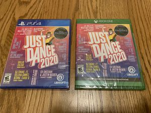 Just Dance 2020 PS4 XB1 Playstation 4 Xbox One for Sale in Buffalo Grove, IL