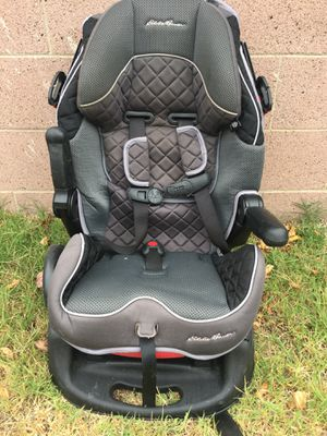 Eddie Bauer Harness Booster Car Seat for Sale in Torrance, CA