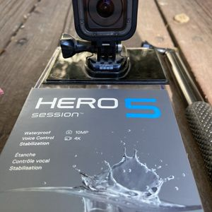 GoPro Hero 5 and accessories for Sale in Claremont, CA