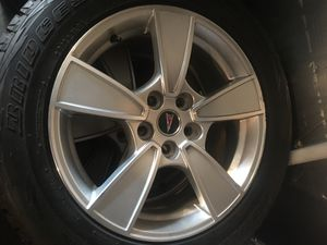Winter tires with G8 rims for Sale in Saginaw, MI
