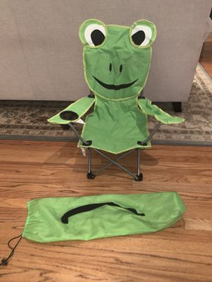 Kids (Toddler) Camping Chair for Sale in Pasadena, CA