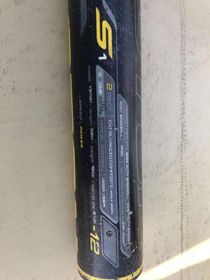 Easton S1 baseball bat 30 in length 18 oz for Sale in Fresno, CA