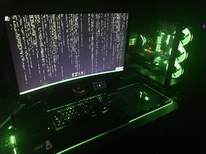 Ryzen 7 2700x Gtx 1080 Gaming Computer for Sale in Woodbridge Township, NJ