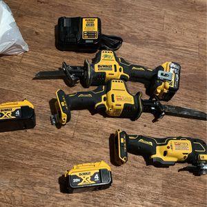 Dewalt Power Tools for Sale in Houston, TX