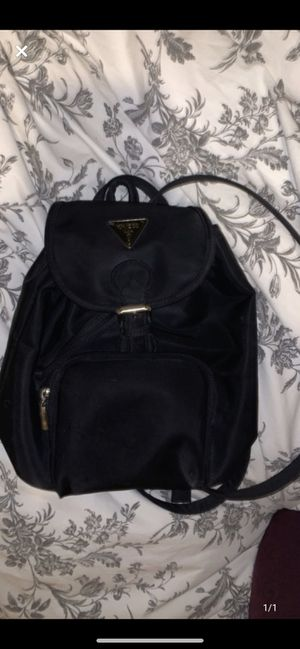 GUESS mini black backpack for Sale in West Linn, OR