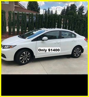 Price$1400 Honda Civic for Sale in West Valley City, UT