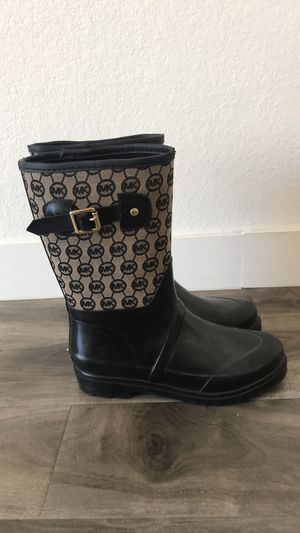 Michael Kors Rain Boots for Sale in West Los Angeles, CA
