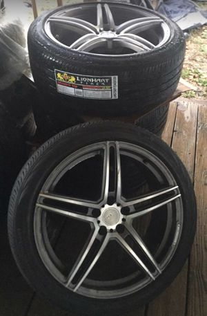 RIMS AND TIRES for Sale in Naples, FL