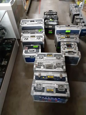 Olympic Company Hard Aluminum Cases for Sale in Dallas, TX