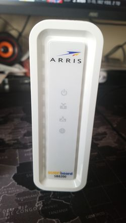 New Arris Surfboard SB8200 3.1 docsis for Sale in Dearborn Heights,  MI