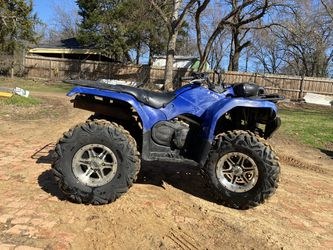 Yamaha Grizzly 4x4 for Sale in Dallas,  TX