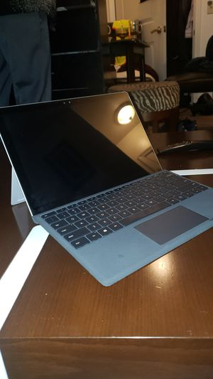 Surface pro 4 With original charger for Sale in Washington, DC