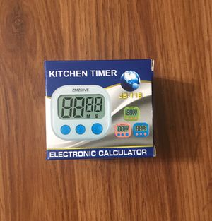 NEW! Kitchen timers (2 pack) for Sale in Las Vegas, NV