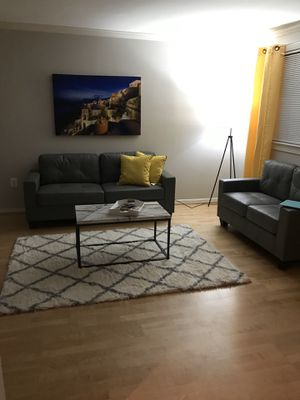 Sofa & Love Seat (MUST GO BY SATURDAY) for Sale in Washington, DC