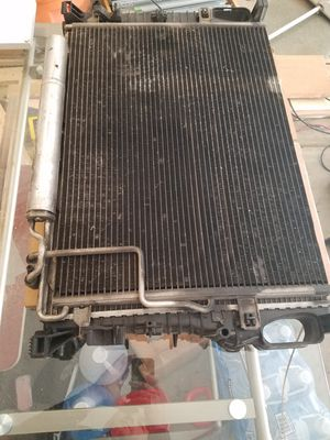 2003 Mercedes Benz radiator, condenser for Sale in Indian Trail, NC