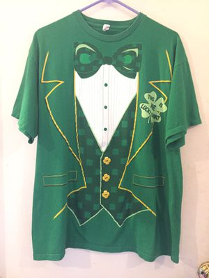 St Patty's Day T-shirt - $5 for Sale in Rancho Cordova, CA