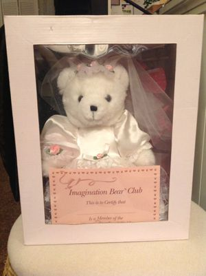 Vintage Imagination Bear TM Collection for Sale in Kent, WA