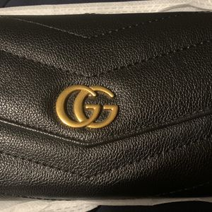 New Black GG Wallet for Sale in San Jacinto, CA