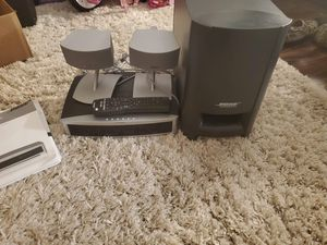 Bose sound system for Sale in Frederick, MD
